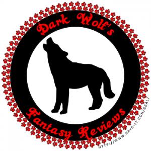 Dark Wolf Fantasy Wolf