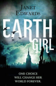 Cover of Earth Girl by Janet Edwards